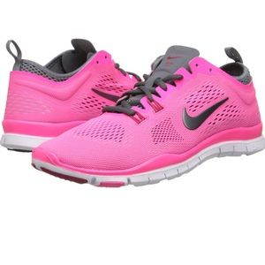 Nike Women's Free 5.0 Tr Fit 4 Print